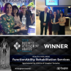 FunctionAbility Wins 2019 Business Achievement Award!