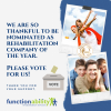 FunctionAbility Nominated for OBIA Award of Excellence