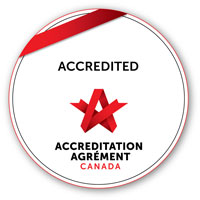 Accredited Accreditation Canada